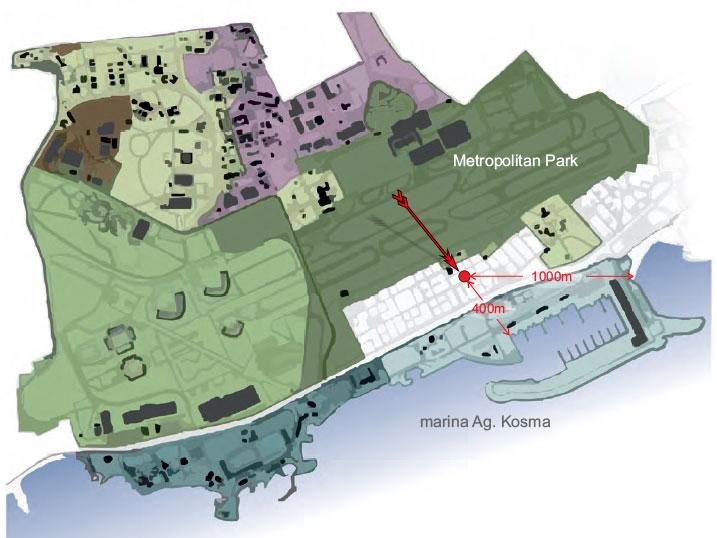 Ellinicon 2: Τοποθεσία - Location
