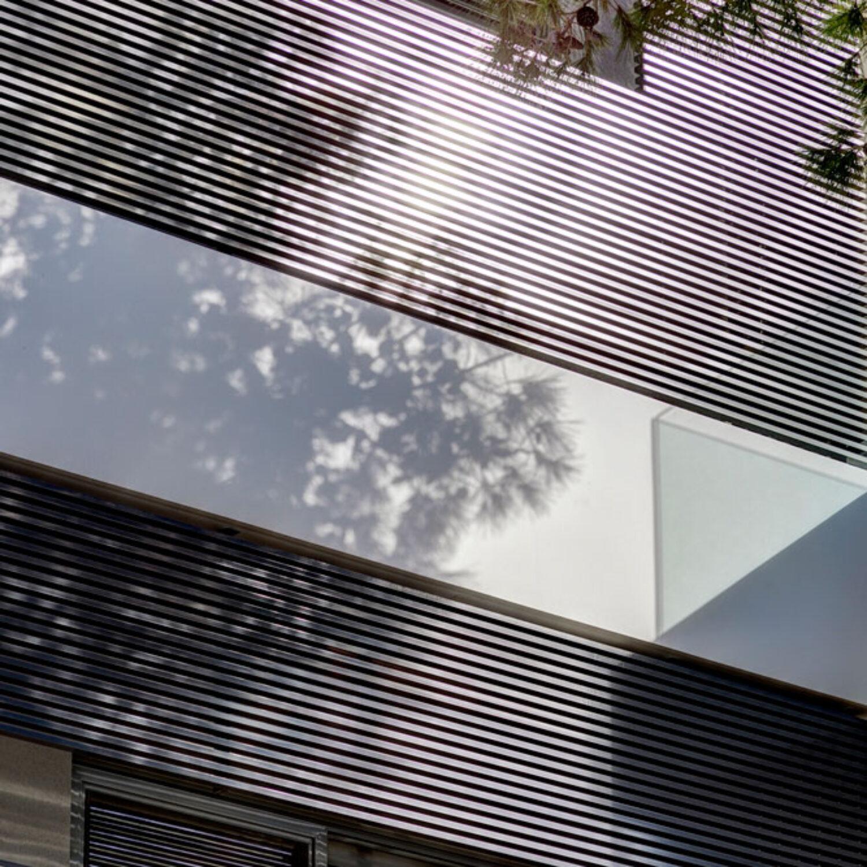 Ellinicon 2 architectural detail