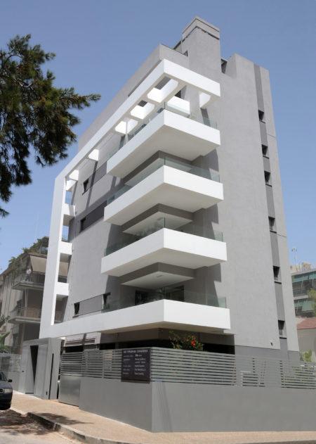 ALIMOS – 5 FLOOR APARTMENT BUILDING