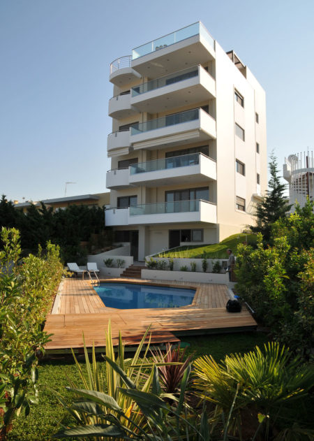 ALIMOS (PANI) – 4 FLOOR APARTMENT BUILDING