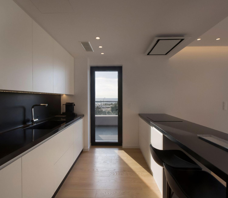 Διαμέρισμα Δ2 (κουζίνα) - Apartment D2 (kitchen)