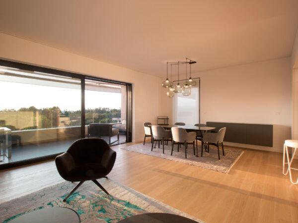 Διαμέρισμα Γ2 ( τραπεζαρία) Interior design: Katerina Ralli - Apartment C2 (dining room)