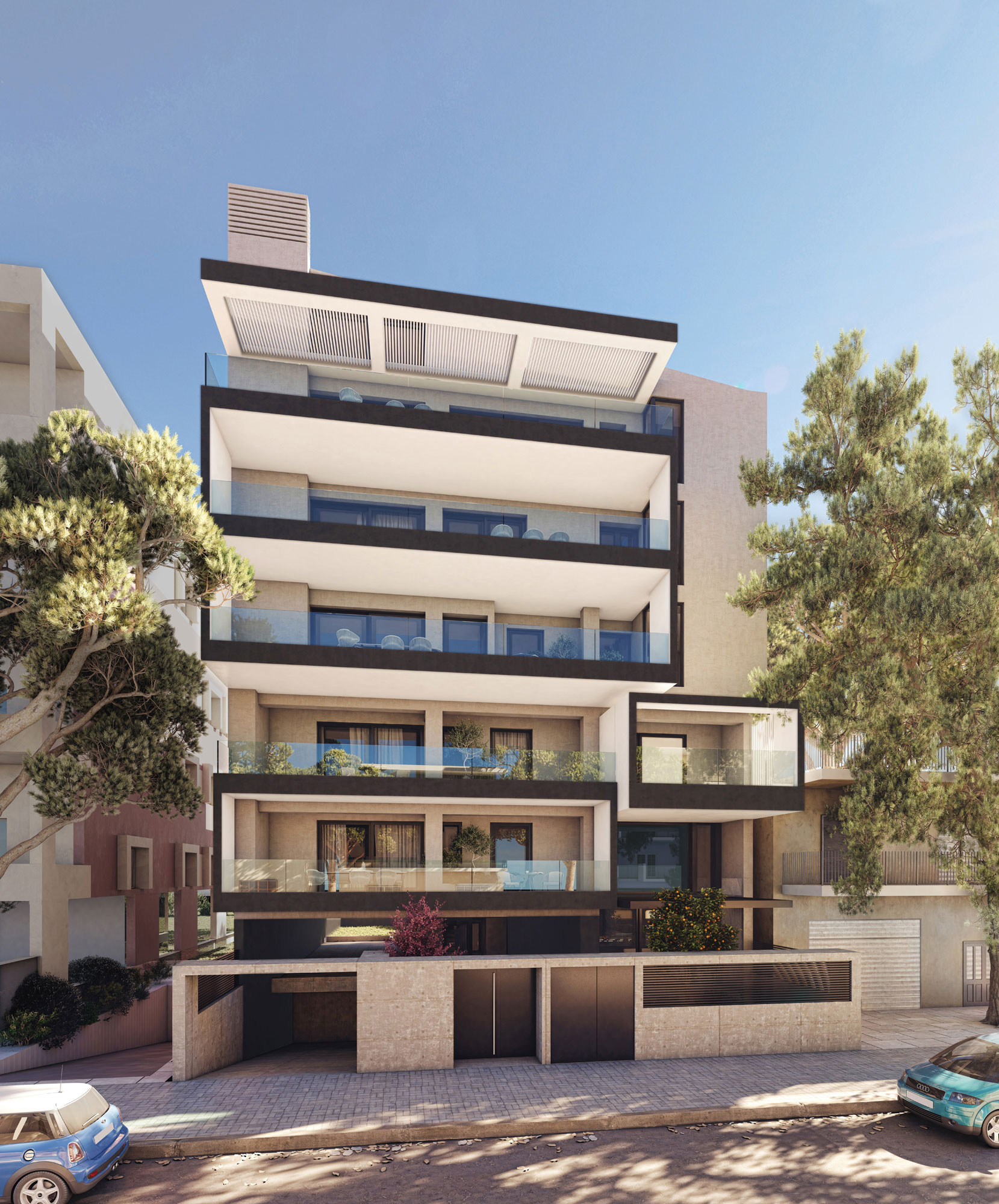 AXIACON - Ellinicon 3: The New A+ Energy Efficient Apartments