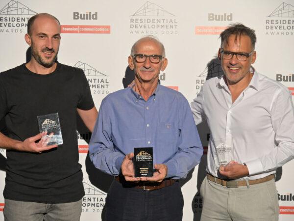 Ellinicon4 architecture awards