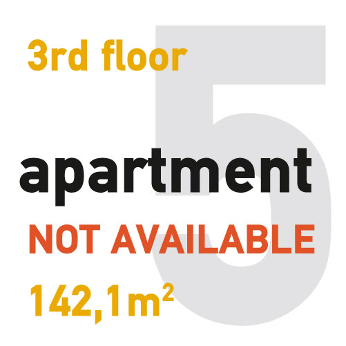 e4 apartment 5 - not available